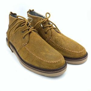 Toms Mens Chukka Boots Brown 43 M